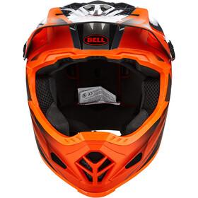 Bell Full-9 Kask rowerowy, matte/gloss slate/dark gray/orange
